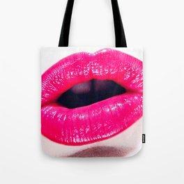Hot Lips Tote Bag