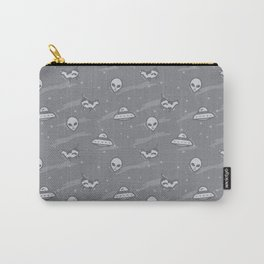 Alien (Grey) Carry-All Pouch