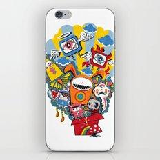 Polypop The Box iPhone & iPod Skin
