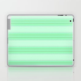 Mint Green Abstract XVI Laptop & iPad Skin