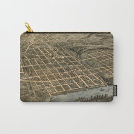 Map Of Knoxville 1871 Carry-All Pouch