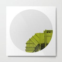 Air intake  Metal Print