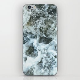 Grand River Splashing iPhone Skin