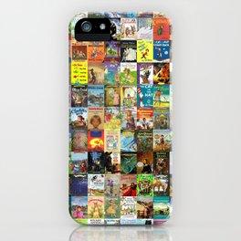 Children's Books iPhone Case