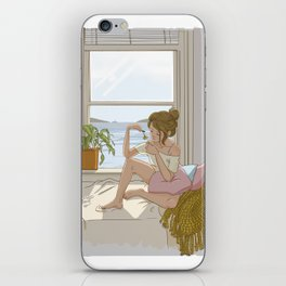 Loves me not (summer) iPhone Skin