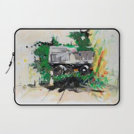 Accident two Laptop Sleeve