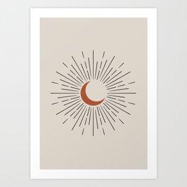 Sunshine Art Art Print