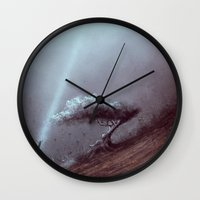 inception Wall Clocks featuring Inception by muratturan