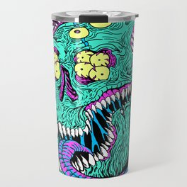 Skull Monster Travel Mug