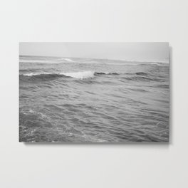 north jetty Metal Print