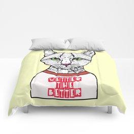 Wetter the Better Comforters
