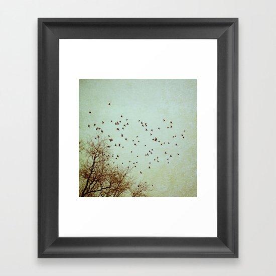 Restless Revisited Framed Art Print