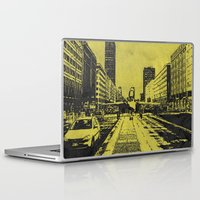 milan Laptop & iPad Skins featuring Milan 2 by Anand Brai