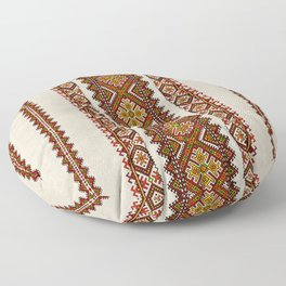 Ukrainian embroidery Floor Pillow
