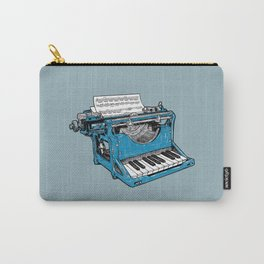 The Composition - Original Colors. Carry-All Pouch