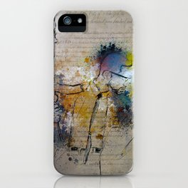 Citizen X iPhone Case
