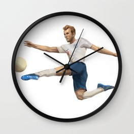 Kane 10 - Strike Wall Clock