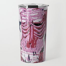 Love In America (Pink) Travel Mug