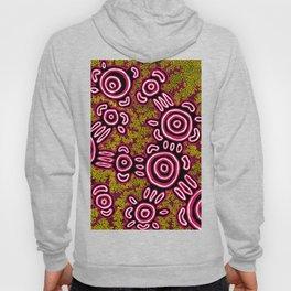 U Belong - Authentic Aboriginal Art Hoody
