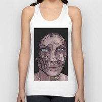 occult Tank Tops featuring The occult by Joseph Walrave