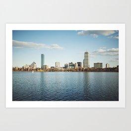 Boston 2013 Art Print