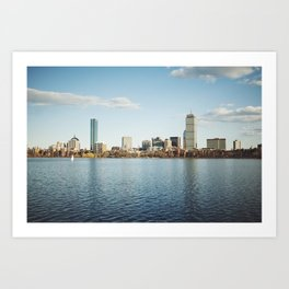 Boston 2013 Art Print