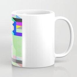 All As One Pattern Coffee Mug