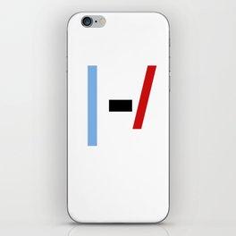 TwentyOnePilots are Awesome! iPhone Skin