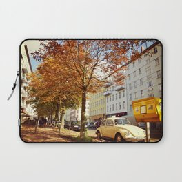 Kastanien Allee Laptop Sleeve