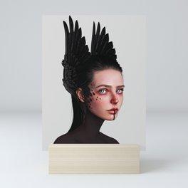 Howl Mini Art Print
