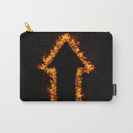 Fire Arrow up Carry-All Pouch