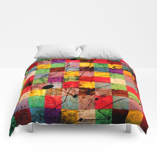 shapes Comforters