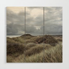 Coastal Storm Wood Wall Art