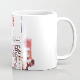Murder Stymies Cops Coffee Mug