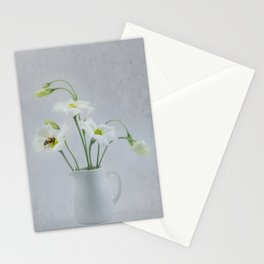 Lisianthus Stationery Cards