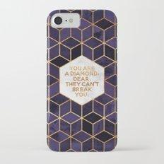 You are a diamond, dear. Slim Case iPhone 7