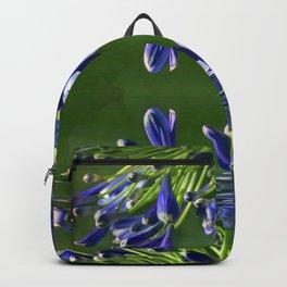 Agapanthus Backpack