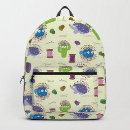 Sew Happy Backpack
