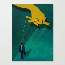 Fight Club Canvas Print