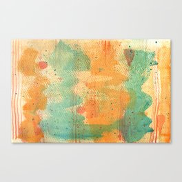Curious River Canvas Print