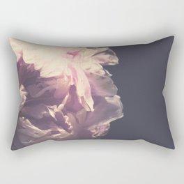 Musing Peony Rectangular Pillow