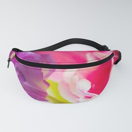 Colorful Tulips - Spring Mood - #decor #society6 #buyart Fanny Pack