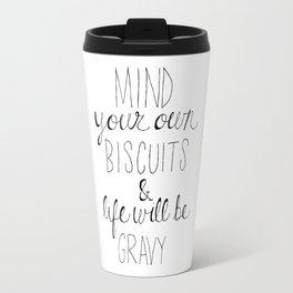 Biscuits & Gravy Travel Mug