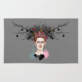 The Little Deer - Frida Kahlo Rug