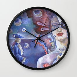 Manon Wall Clock