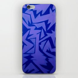 Electric Pop iPhone Skin