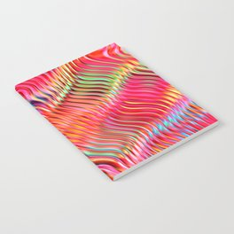 Abstract Pattern XXII Notebook