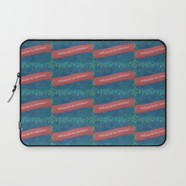 Valentine Day Pattern Laptop Sleeve