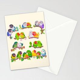 Lovebird Stationery Cards