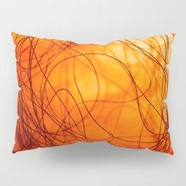Hot fire Pillow Sham